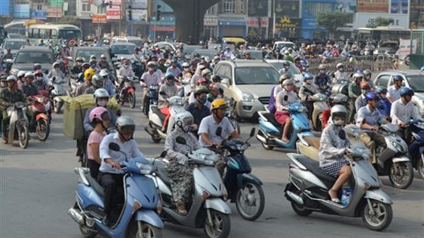 Hà Nội muốn cấm xe máy: Bộ trưởng GTVT nói thật