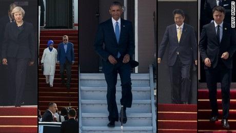 Trump bỏ về nếu bị đối đãi như Obama ở Trung Quốc