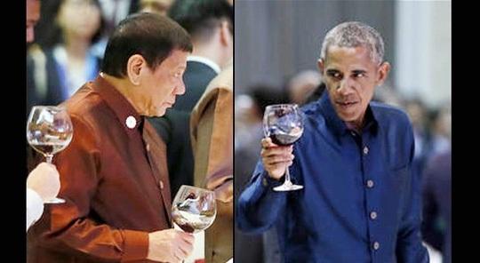 2 phút Tổng thống Philippines chuộc lỗi thóa mạ Obama
