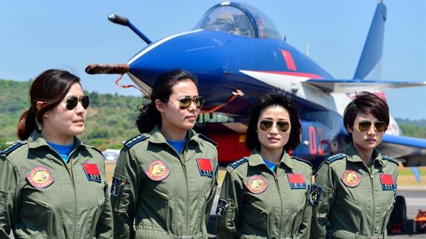 Trung Quốc khiến Mỹ phải nâng cấp F-15