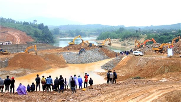 Dự án cấp nước Vũng Áng đội vốn ngàn tỷ:Thanh tra nóng