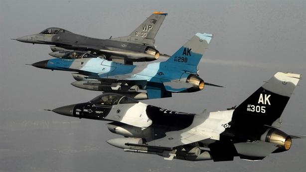 Chuyển dây chuyền sản xuất F-16 sang Ấn Độ?
