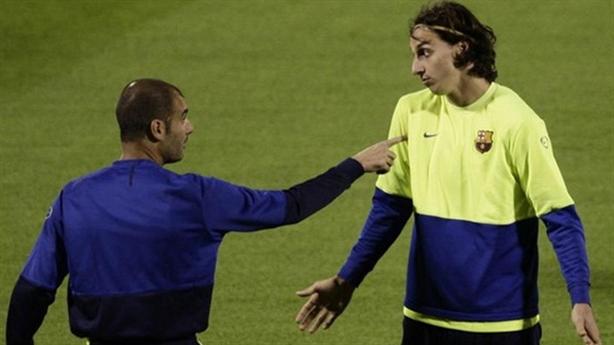 Ibrahimovic và Guardiola - mối thù lớn nhất thế giới bóng đá