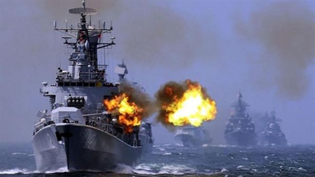 Trung Quốc báo địa điểm tập trận với Nga trên Biển Đông