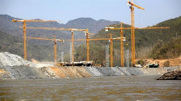 Xây thủy điện Mekong: Lào có thể dùng công nghệ Trung Quốc