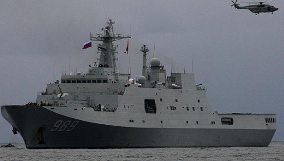 Nga-Trung tập trận vùng biển Trạm Giang: Né dư luận quốc tế?