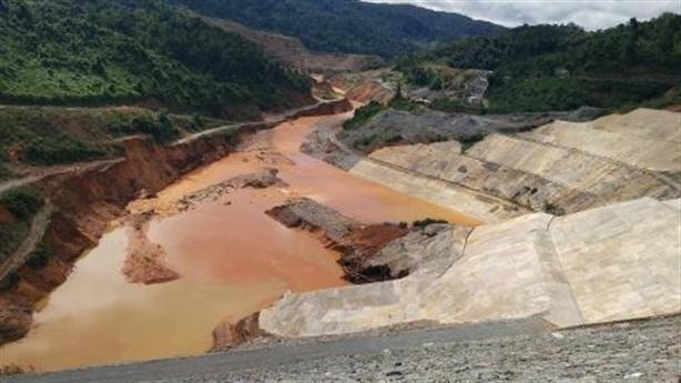 Thủy điện sông Bung 2:Quảng Nam họp, trách nhiệm Bộ Công thương
