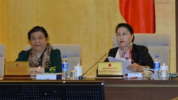 Đề nghị Chính phủ có báo cáo riêng về Formosa, Biển Đông