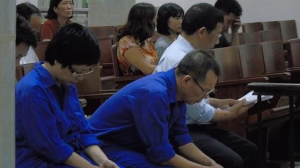 Nguyên ĐBQH Châu Thị Thu Nga bị triệu tập tới tòa