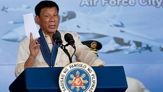 Rạn nứt với Mỹ, liệu Philippines có ngã vào tay Nga-Trung?