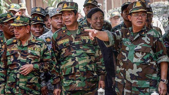 Mỹ tuyên bố tình hình Campuchia, Hunsen đáp trả rắn