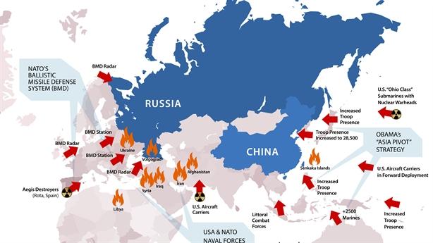 NATO đang rà soát thái độ và lằn ranh đỏ với Nga