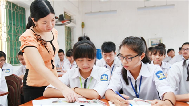 Bộ Giáo dục thí điểm dạy tiếng Trung Quốc từ lớp 3