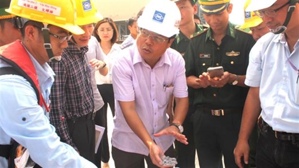 Chở bùn bôxít từ Trung Quốc vào Formosa: Hồ sơ hợp lệ
