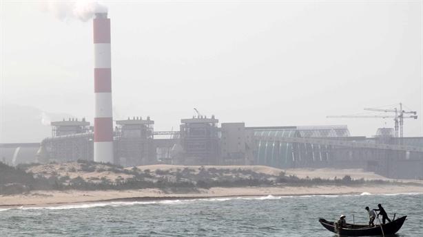 Formosa xả thải: Ô nhiễm giảm theo thời gian