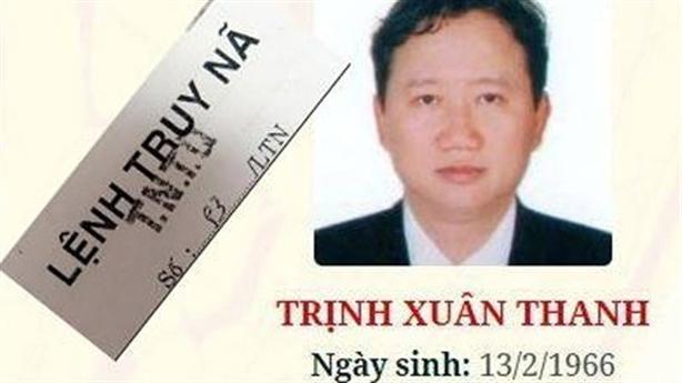 Truy nã ông Trịnh Xuân Thanh: Không lo vướng mắc