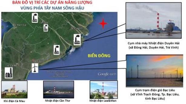 Nhiệt điện dọc sông Hậu: Tại sao chỉ chọn Trung Quốc?