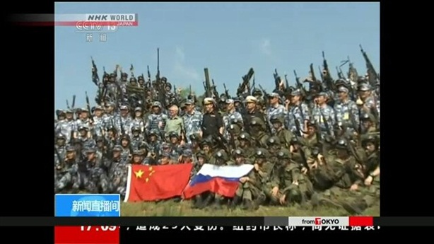 Nga-Trung tập trận ở Biển Đông: Khó chung chí hướng