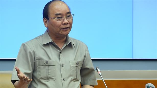 Thủ tướng: Quản lý đất đai quốc phòng, chống thất thoát