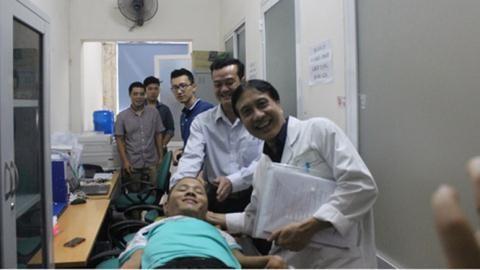 Tin mới ca ghép đầu người ở Việt Nam
