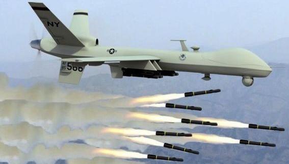 Đức dung túng UAV Mỹ giết người ở Trung Đông-Bắc Phi