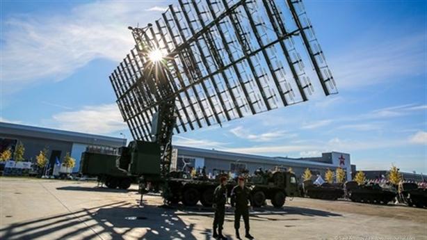 Radar Việt Nam mạnh hơn 55Z6M của Nga?