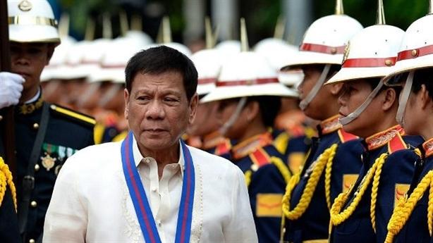 Tổng thống Durterte kiên định trên chính trường Philippines