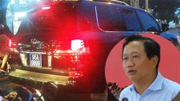 Vụ Lexus gắn biển xanh: Kỷ luật một đại tá