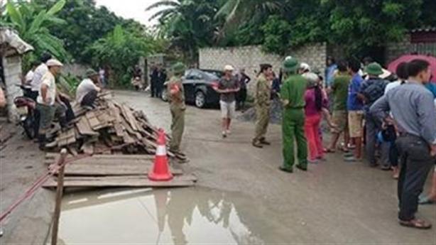 Bốn bà cháu tử vong trong biệt thự Quảng Ninh