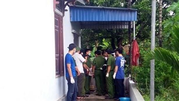 Thảm án sát hại 4 bà cháu Quảng Ninh: Phút kinh hoàng