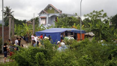 Bốn bà cháu chết trong biệt thự: Camera ghi lại hình ảnh