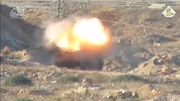 Quân đội Syria tiến thẳng trên mặt trận Aleppo