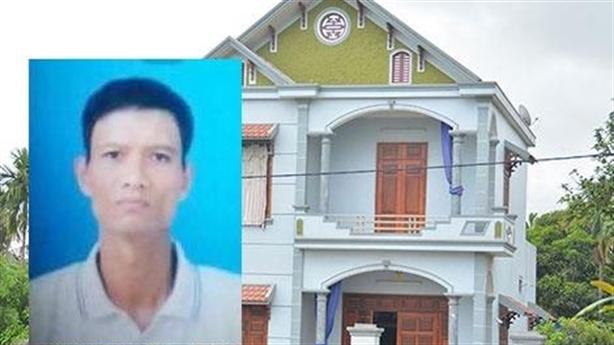 Nghi can gây thảm án ở Quảng Ninh: Làm nghề đóng than