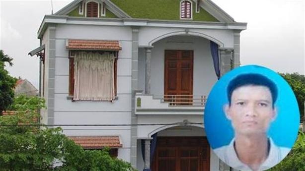 Cơ sở xác định nghi phạm gây ra thảm án Quảng Ninh