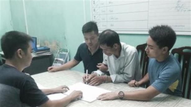 Hung thủ thảm sát Quảng Ninh chuẩn bị thuốc độc tự tử?