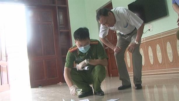 Vụ thảm sát ở Quảng Ninh: Manh mối quan trọng