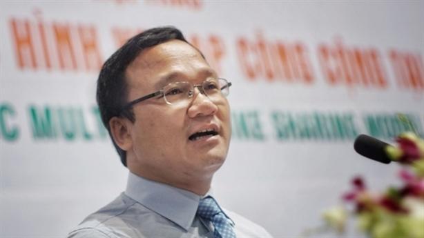 Ông Khuất Việt Hùng: Đi xe đạp, đỡ tắc đường
