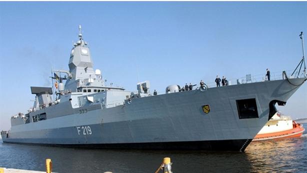 Hải quân Đức sẽ đủ sức phong tỏa toàn bộ Baltic