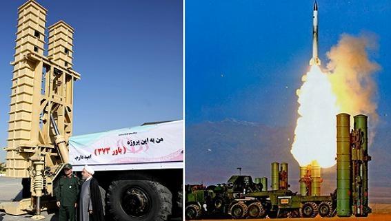Iran tuyên bố tên lửa Bavar-373 vượt trội S-300 Nga