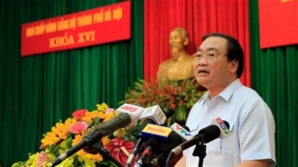 Vụ công an đánh phóng viên: Bí thư Hà Nội lên tiếng