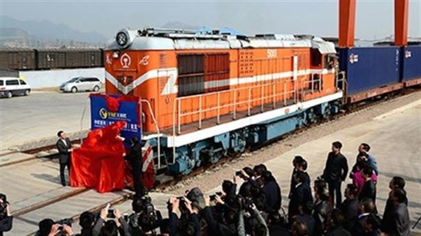 Xây đường sắt mang hàng tới Nga: Nhiều rủi ro