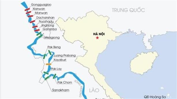 Việt Nam ký Thỏa thuận mua bán điện với Lào