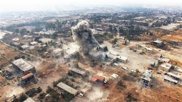 Quân Syria tiến sâu vào lãnh thổ khủng bố ở Damascus