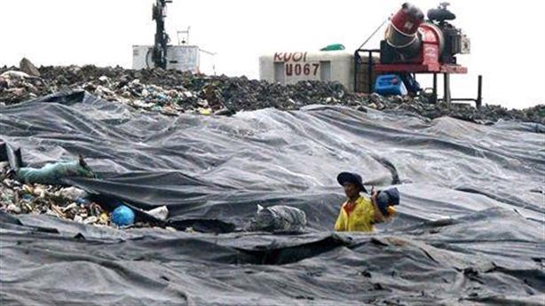 Đa Phước từ chối 200.000 tấn rác, TP.HCM nói không