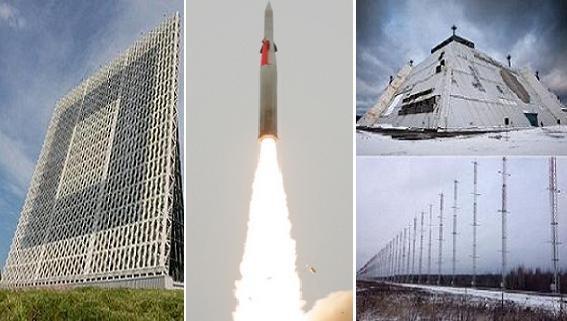 Radar phòng thủ tên lửa Nga xứng ngôi đầu thế giới