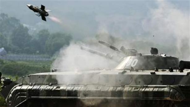 'Sát thủ' chống tăng trên xe chiến đấu BMP-1 Việt Nam