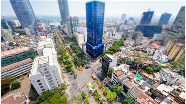 TP.HCM: giá thuê văn phòng tăng cao do nguồn cung hiếm