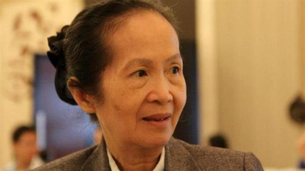 """Bà Phạm Chi Lan:Vingroup đã tạo ra""""cú hích""""cho cộng đồng doanh nghiệp"""