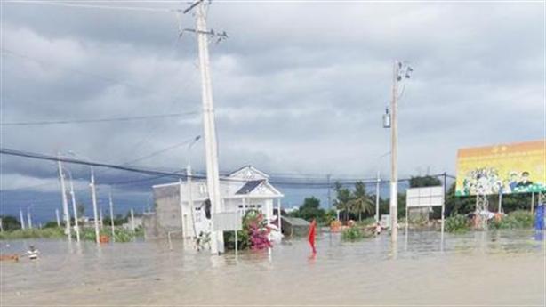 Không có chuyện thủy điện Đại Ninh xả lũ ngập đầu dân