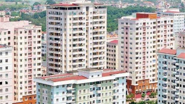 Ảm đạm thị trường bất động sản Hà Nội